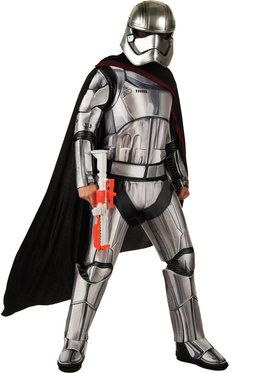 Captain Phasma Costume