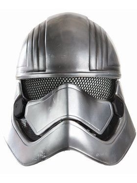 Star Wars: The Force Awakens - Captain Phasma Kids Half Helmet