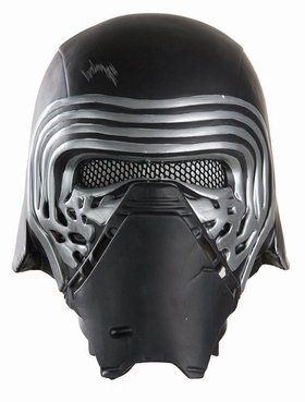 Star Wars: The Force Awakens Kylo Ren Helmet for Adults