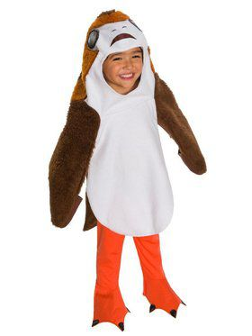 Star Wars: The Last Jedi - Deluxe Porg Costume for Toddlers