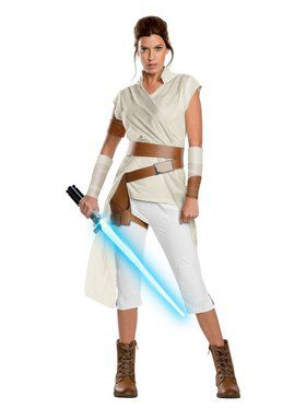 Star Wars The Rise of Skywalker Adult Deluxe Rey Costume