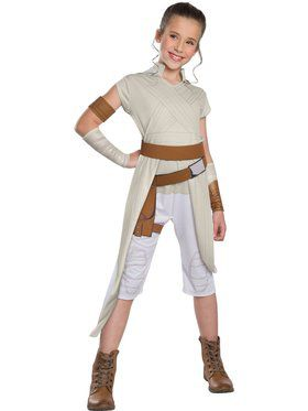 Star Wars The Rise of Skywalker Child Rey Costume