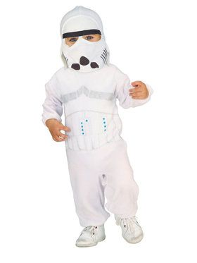 Star Wars Toddler Stormtrooper Costume