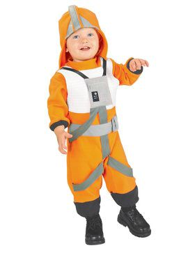 Star Wars Toddler X-Wing Fighter Costume