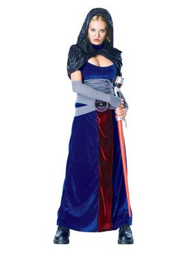 Star Wars Womens Asajj Ventress Costume