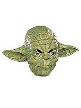 Star Wars Classic Edition: Child Yoda 3/4 Vinyl 2018 Halloween Masks