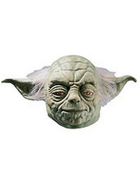 Star Wars Yoda 3/4 Vinyl Mask