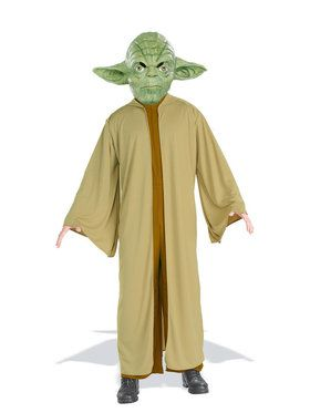 Adult's Star Wars Yoda Deluxe Costume