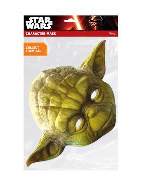Star Wars Yoda Facemask