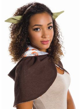 Star Wars Yoda Costume Headband Accessory
