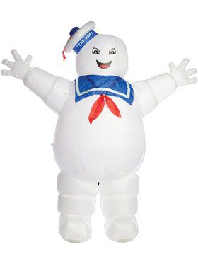 Stay Puft Marshmallow Inflatable Costume
