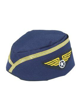 Stewardess Hat