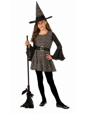 Stitch Witch Costume for Girls
