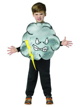 Storm Cloud Child Costume