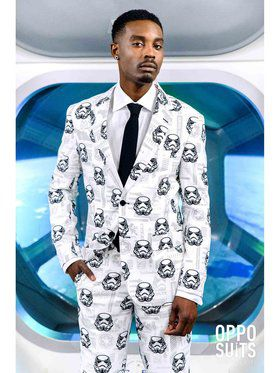 Stormtrooper Men's OppoSuit