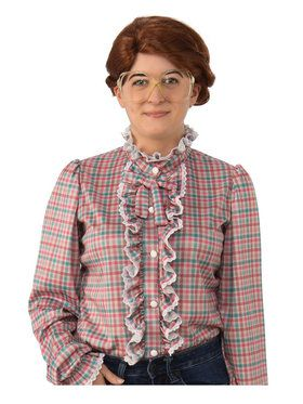 Stranger Things Adult Barb Wig