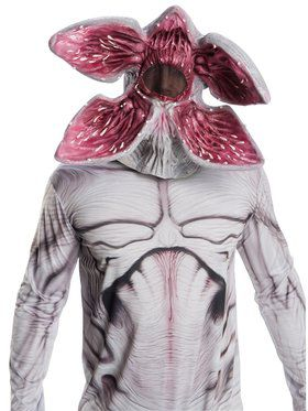 Stranger Things Deluxe Adult Demogorgon 2018 Halloween Masks