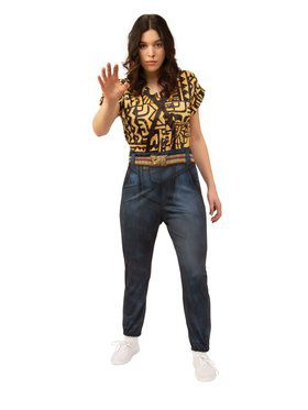 Stranger Things Eleven's Battle Look Adult Costume