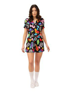 Stranger Things Eleven's Mall Dress Adult