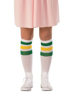 Stranger Things Knee-High Eleven Socks