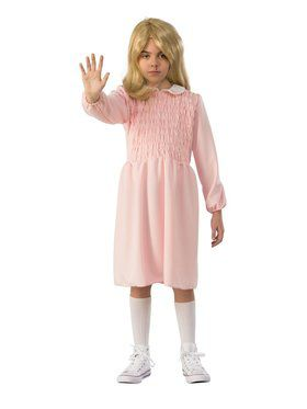 Stranger Things-Girls Eleven's Dress