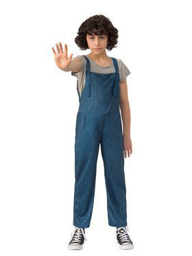 Stranger Things - Girls Eleven's Overalls