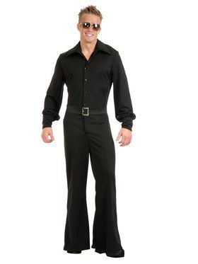 Studio Jumpsuit Adult Black