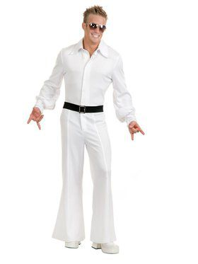 Studio Jumpsuit Adult White
