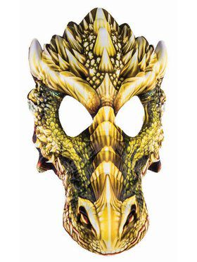 Sublimation Dragon Mask