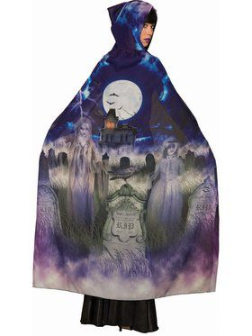 Sublimation - Grave And Ghoul Cape