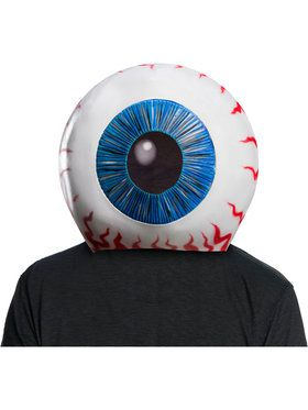 Eyeball Overhead Latex Suicide Squad 2018 Halloween Masks