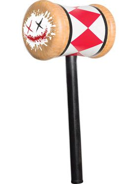 Suicide Squad Harley Quinn Mallet