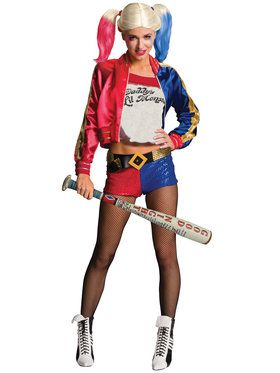 Suicide Squad Harley Quinn's Adult Infla