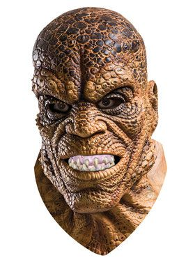 Suicide Squad: Killer Croc Adult Mask One-Size