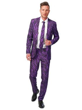 Pimp Tiger Suitmeister Adult Costume