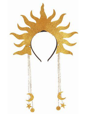Sun Headpiece