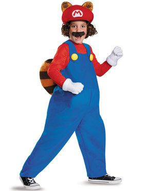 Super Mario Brothers Toad Deluxe Child Costume