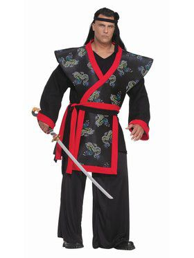 Super Samurai Adult Costume