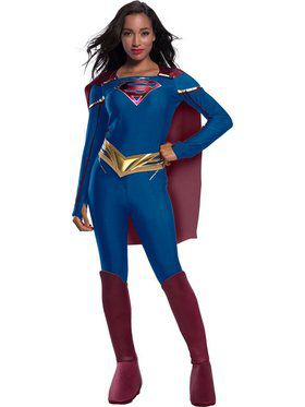 Adult Supergirl Costume