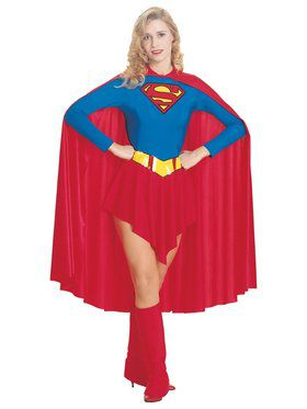 Adult's Supergirl Costume