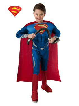 Superman Man of Steel Bendable Steel Bar