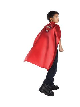Superman Child Cape