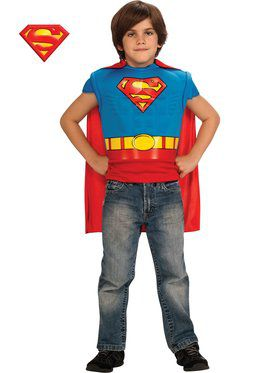Superman Classic Child M/c Shirt