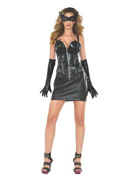 Women's Supreme Catwoman Costume
