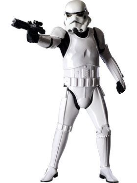 Men's Supreme Stormtrooper Costume