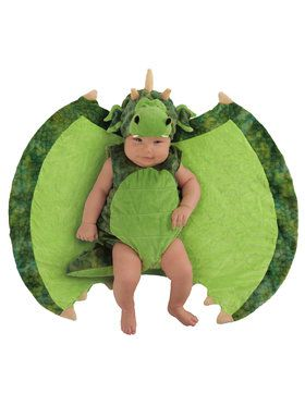 Swaddle Wings Darling Dragon Infant Costume 0/3M