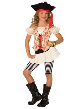 Swashbuckler Child Costume  sc 1 st  BuyCostumes.com & Pirate Costumes - Adults and Kids Halloween Costumes | BuyCostumes.com
