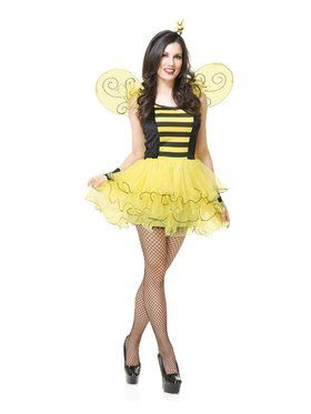 Sweet Bee Adult Costume