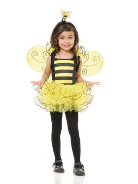 Sweet Bee - Toddler Child Costume