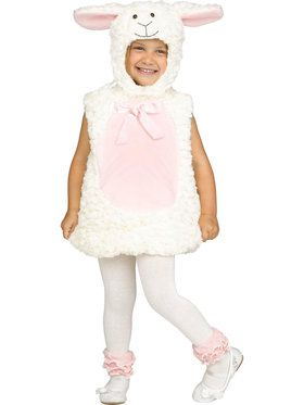 Sweet Lamb Infant Costume